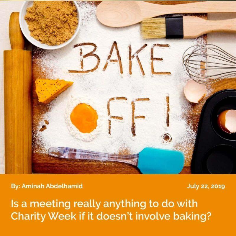 CW2019 Bake Off