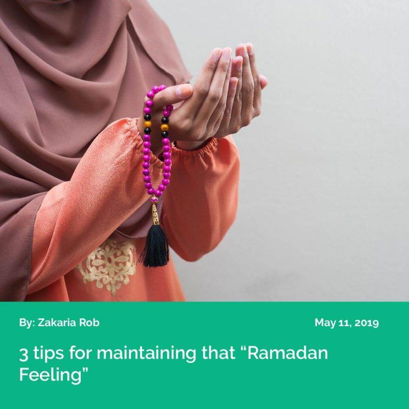 CW2019 Ramadhan Feeling