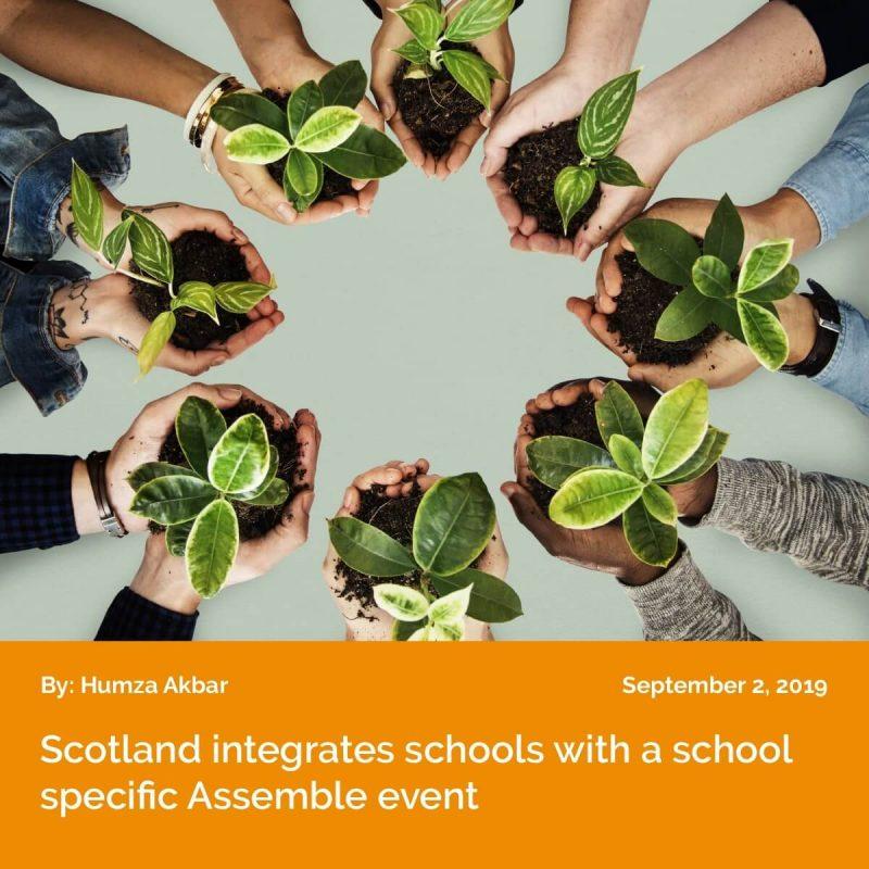 CW2019 Scot Schools Assemble